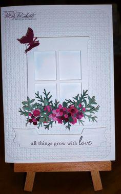 Window Box Card