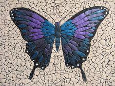 Eggshell Mosaic Tutorial - part 2 - by Eggshelllady - #Eggshell #Mosaic #Crafts - pb†å