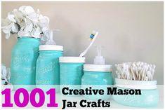creativ mason, mason jar crafts, mason jars