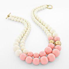 Café Romance Necklace | Fusion Beads Inspiration Gallery