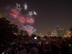 City of #Houston Freedom over Texas. | A #RebusAgency 4th of July