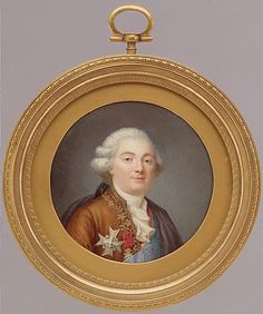 Louis XVI, Jean-Laurent Mosnier, 1790