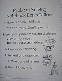 Math Journals math notebooks, problem solving notebook, science journals, kids math, math journals