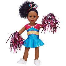 Walmart: My Life As Cheerleader Doll, African American