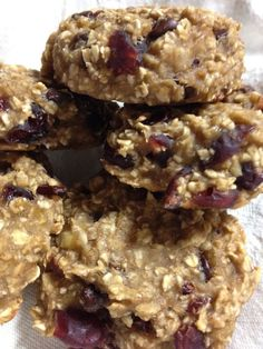 healthy cranberry oatmeal cookies bowl, the hunt, healthy snacks, healthy cookies, brussel sprout, brussels sprouts, breakfast snacks, sweet tooth, healthy sweets