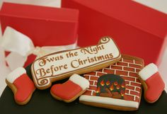 Twas the Night Before Christmas... cookies for all!