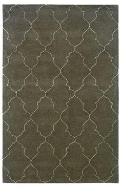 $899 Oriental Weavers Sphinx Silhouette 48102 Gray Rug    8'x10'