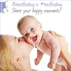 It's well known that breast is best for babies and that's what #bestfeeding is about.  It's also about memorable moments from women of all ages… It's about support and encouragement from one generation to another, from dads as well as mums, sisters, aunties and friends.