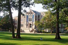 Ball State University, Muncie