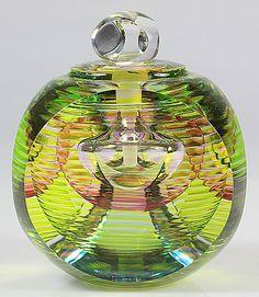 Blake Street Studio Perfume Bottle by Kit Karbler and Michael David