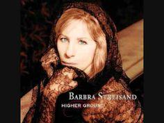 """BARBARA STREISAND ~ """"On Holy Ground"""". For ALL faiths."""