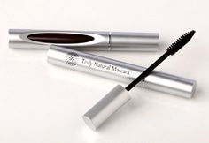 Honeybee Gardens - Truly Natural Mascara. Fragrance-free, natural ingredients. Available @ Living and Eating Well (Sudbury, Ontario) #fragrancefree #unscented #scentfree