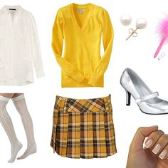 Cher Horowitz from Clueless | 46 Awesome Costumes For Every Hair Color. I may just be Cher for Halloween!