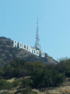 Hike up to the Hollywood sign.