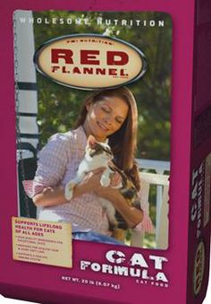 Red Flannel cat food recalled