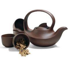 Cycle of Life Yixing Tea Set