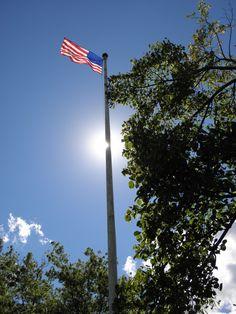 flag day waubeka