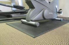 "3/8"" Equipment Mats - Low Cost Free Shipping Gym Treadmill Mats"