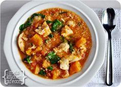 Chicken and Butternut Quinoa Stew