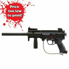 Tippmann A5 with E-Grip. Price too low to print - see stores for details.