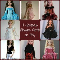 Etsy finds for Ellowyne Wilde - dolldiaries.com