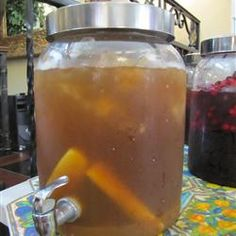 Hawaiian Plantation Iced Tea