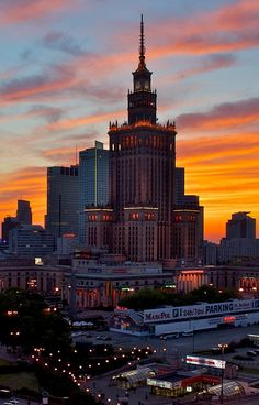 Warszawa(Warsaw), Poland