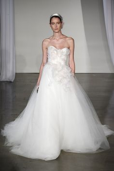 Marchesa Bridal Fall 2013