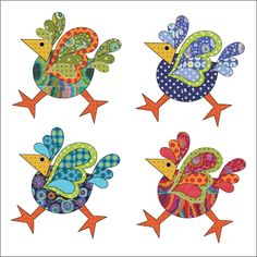 NEW FUNKY CHICKEN PINCUSHION PATTERN | Browse Patterns