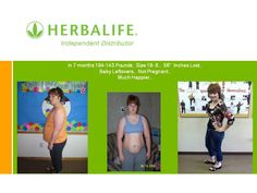 Deb lost 51 pounds and 56 inches on the Herbalife Nutrition plan!