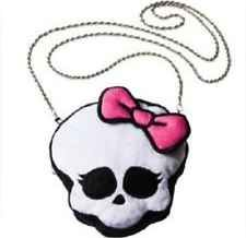 Monster High Purse Cross-Body Style Skullette Purse Chain Strap NEW With Tags