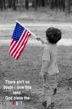 God Bless the USA!!!