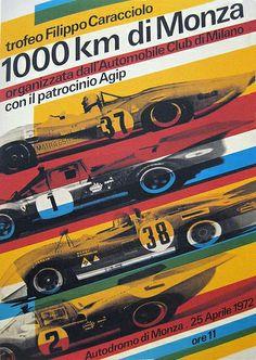 Graphic Design, Italy 1972