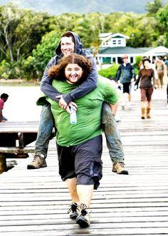 Jack & Hurley! #LOST