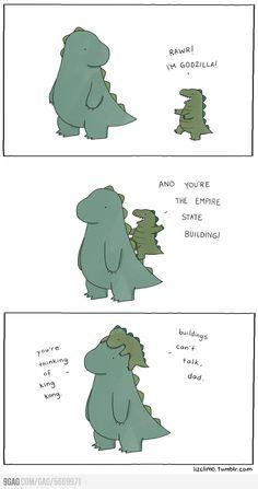 King Godzilla