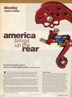 October 1995 CNC derailleur article Page 1
