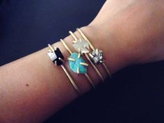 Now that's an arm party.