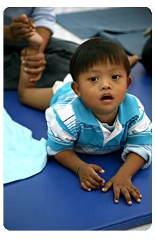 Pediatric Therapy Corner: Pediatric Massage for Down Syndrome, Cerebral Palsy and Autism - Pinned by @PediaStaff – Please Visit http://ht.ly/63sNt for all our pediatric therapy pins