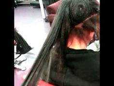 How to do the Vixen Sew In Demo
