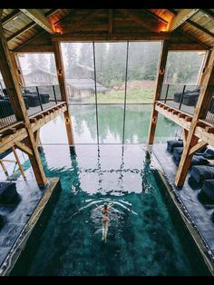 What an amazing pool
