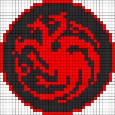 Game Of Thrones Targaryen Sigil