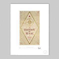 The Printorium - A History of Magic