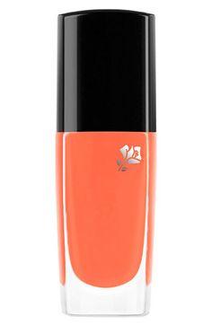 Lancôme 'Le Vernis' Nail Color in 'Tangerine Tint'