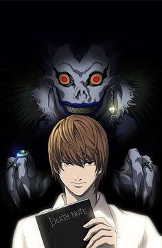 Ryuk and Light...