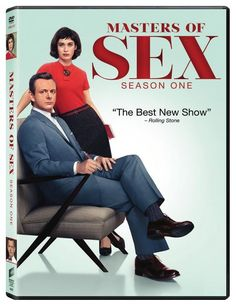 MASTERS OF SEX SEASON 1. Chronicles the lives of sex researchers William Masters and Virginia Johnson. http://highlandpark.bibliocommons.com/search?utf8=%E2%9C%93&t=smart&search_category=keyword&q=MASTERS%20SEX&commit=Search&formats=DVD
