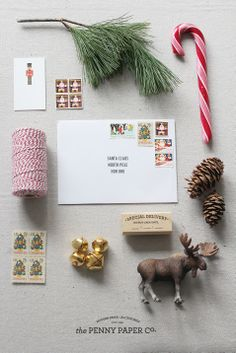 The Penny Paper Co. - Christmas Mood Board