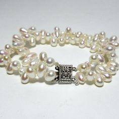 bling, pearls, pearl bracelets, diamond, bubbles, pearl bubbl, bubbl bracelet, classic pearl, tango bracelet