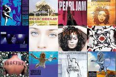 Best 90's Albums