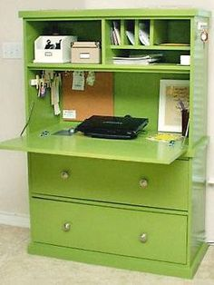 Fun Storage ideas.