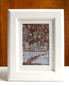 DIY Printmaking: How to Make Your Own Linocut Print